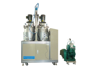 ST-2D比lv可变式齿轮泵灌jiao机